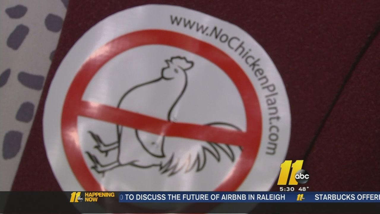 Cumberland Co. commissioners again reject chicken plant