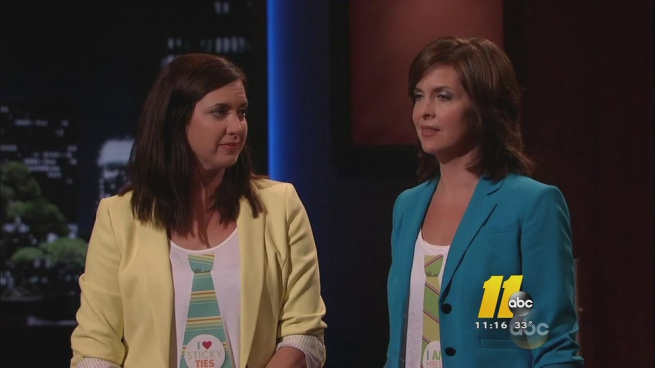 Sisters from Raleigh pitch their product on Shark Tank