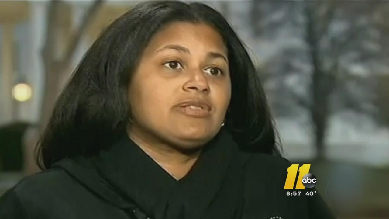 Charlotte woman invited to State of the Union