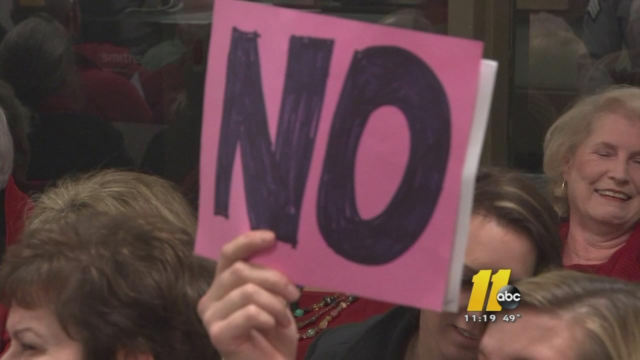 Residents fired up again over a proposed Chicken processing plant