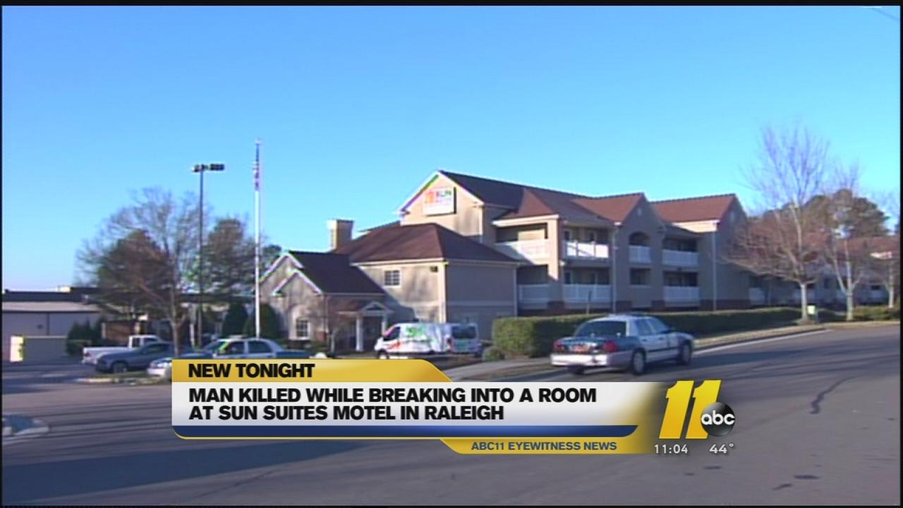 Raleigh motel murder