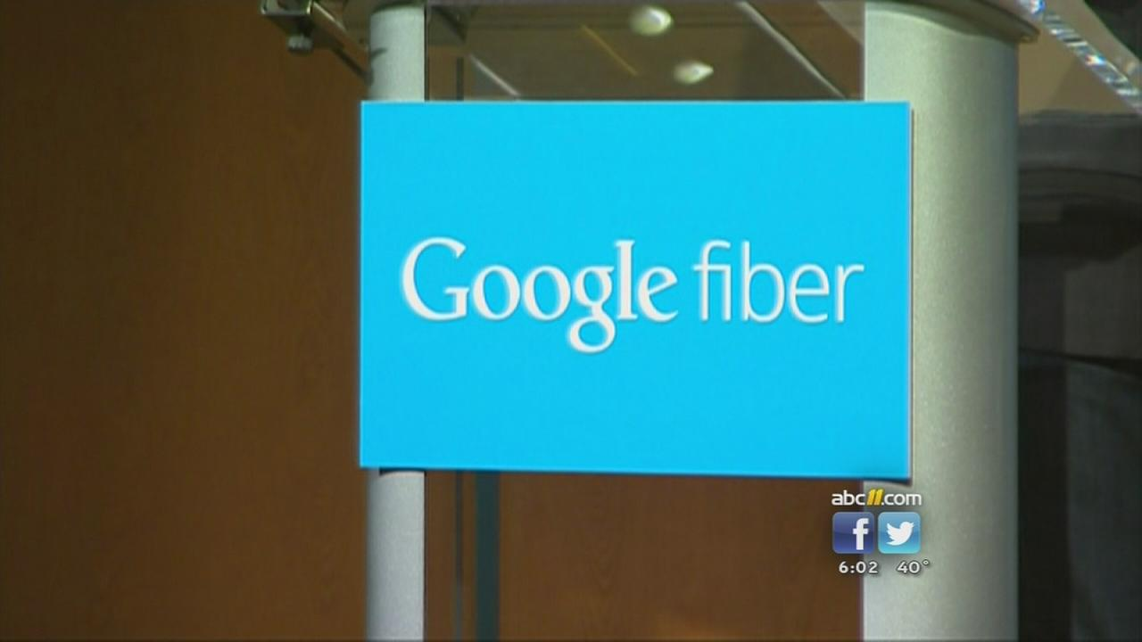 Google high-speed internet coming to Triangle