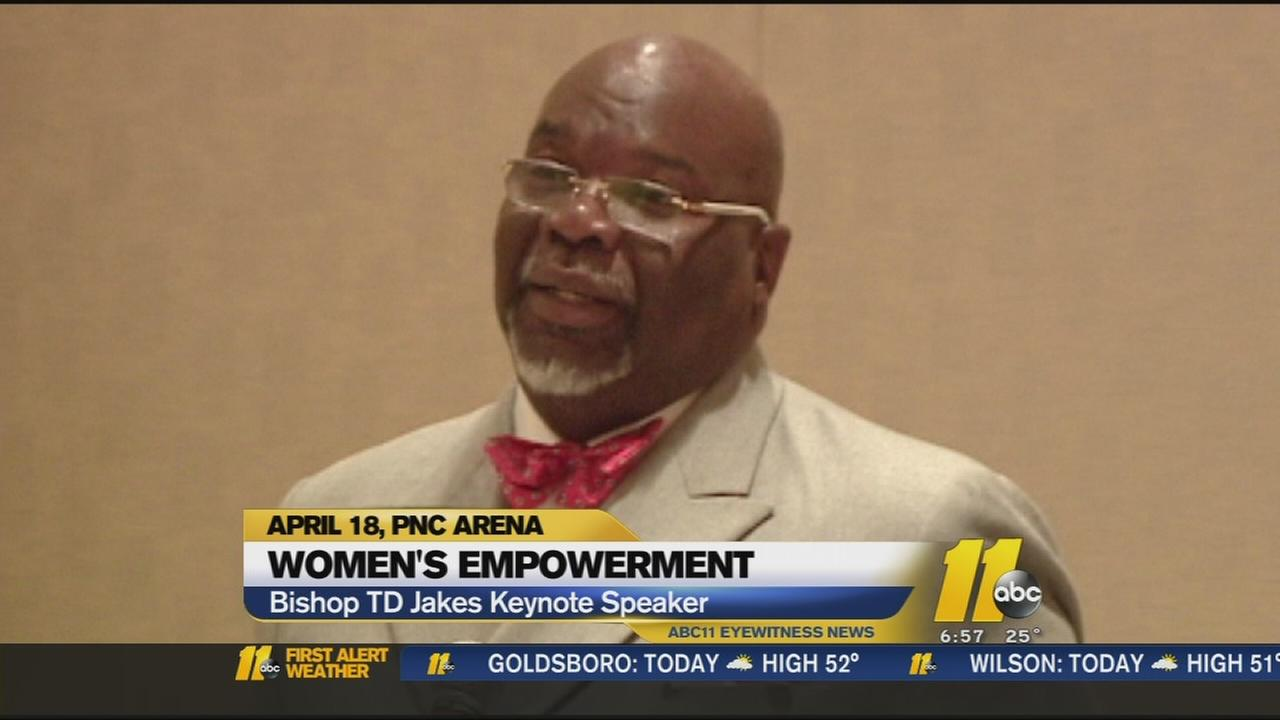 Womens Empowerment speaker announced