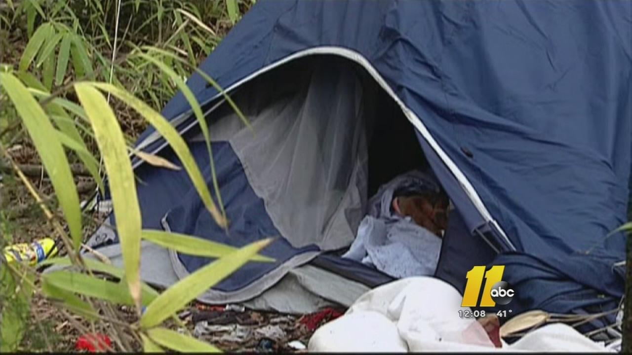 Annual homeless count held in Durham