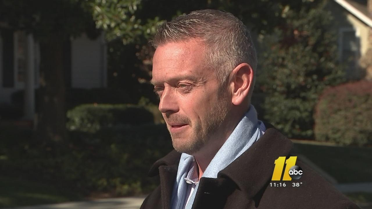 Hero remembers Chapel Hill shooting spree 20 years later -- Bill Leone