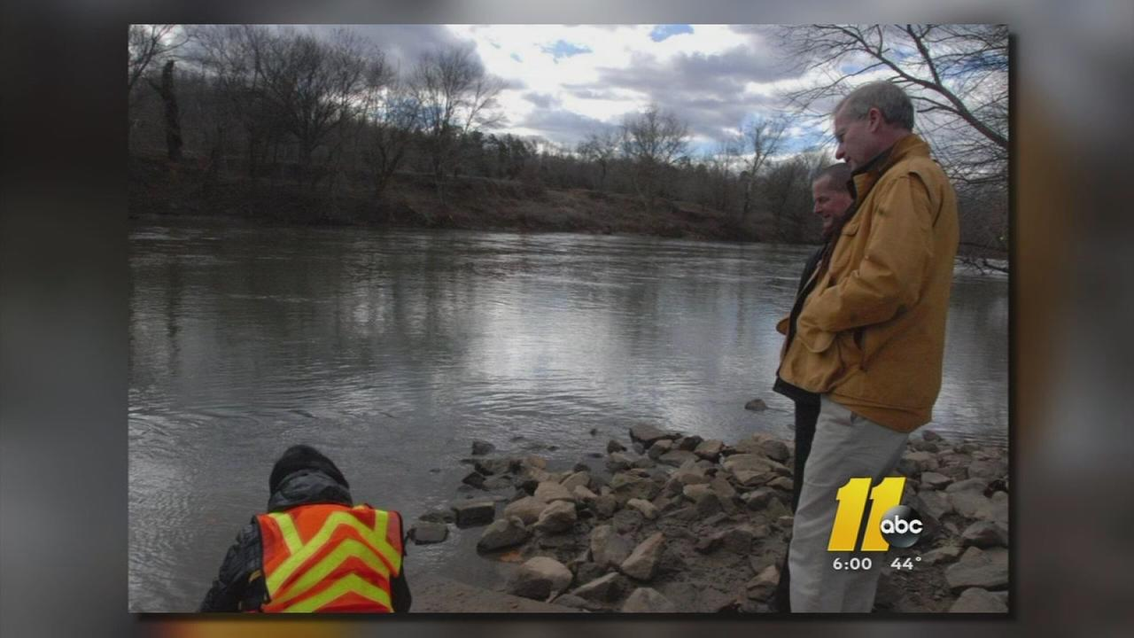 Officials: Dan River is recovered from coal ash spill