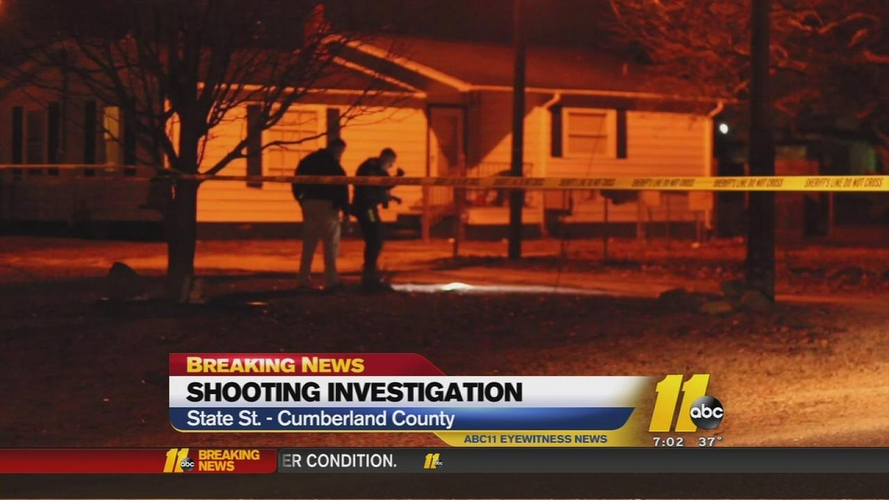 1 person injured in Cumberland County shooting