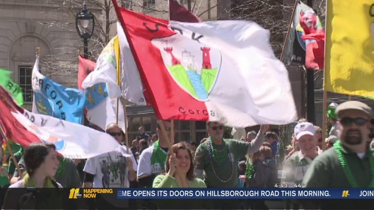 2015 St. Patricks Day Parade could be the last in Raleigh