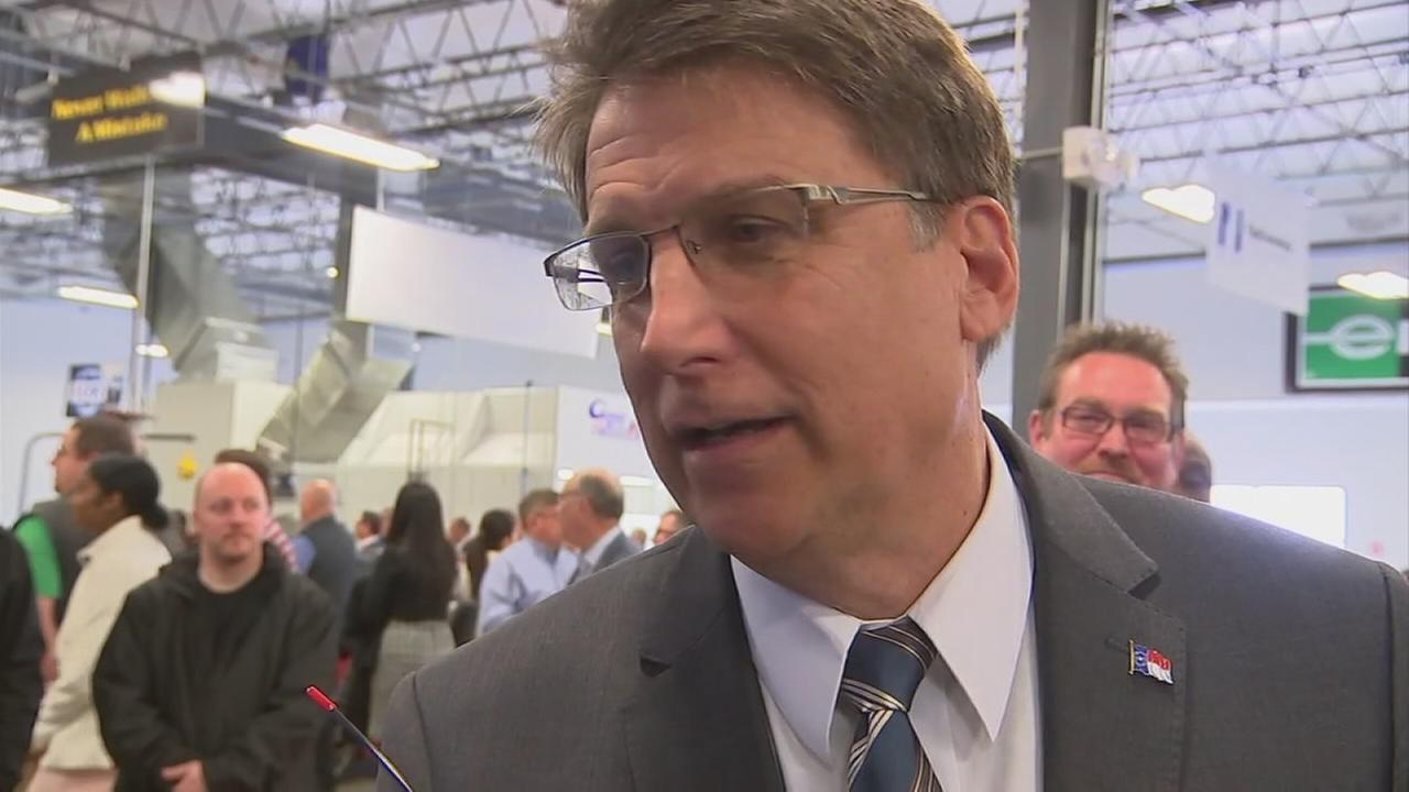 Governor McCrory weighs in on immunization debate