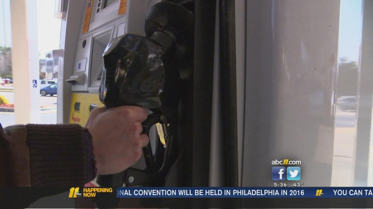 NC Senate gives final OK to gas tax changes