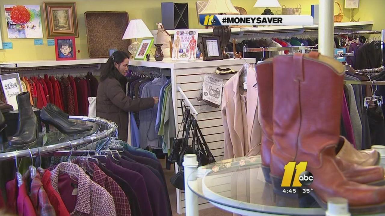 Durham thrift store funds crisis response center