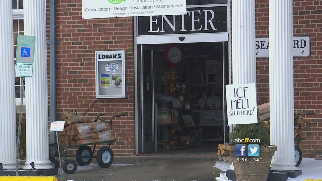 Whats open after snow/ice storm