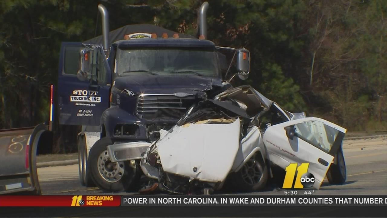 One killed on icy highway in Cumberland County