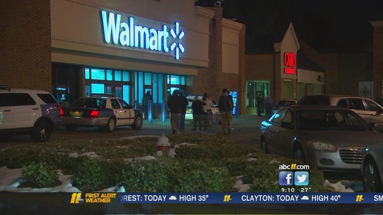Walmart robber