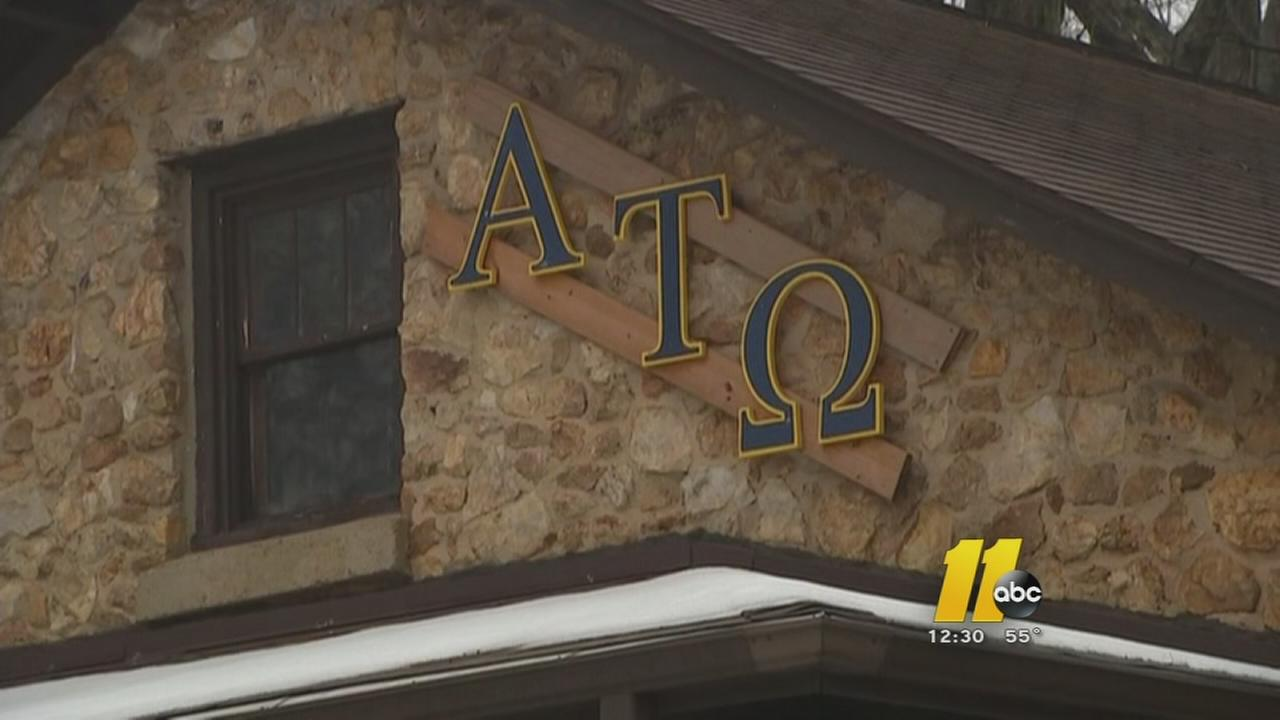 Authorities investigating alleged sexual assault at NCSU frat house
