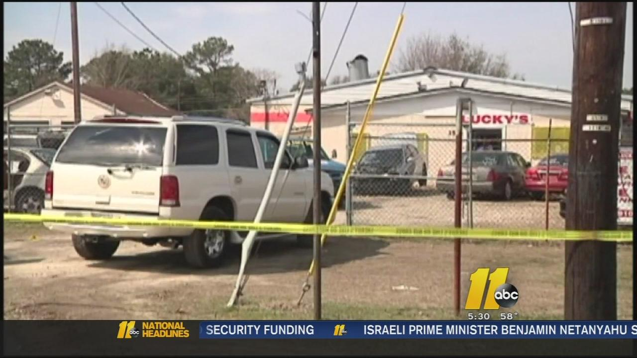 Fayetteville shooting folo -- Luckys