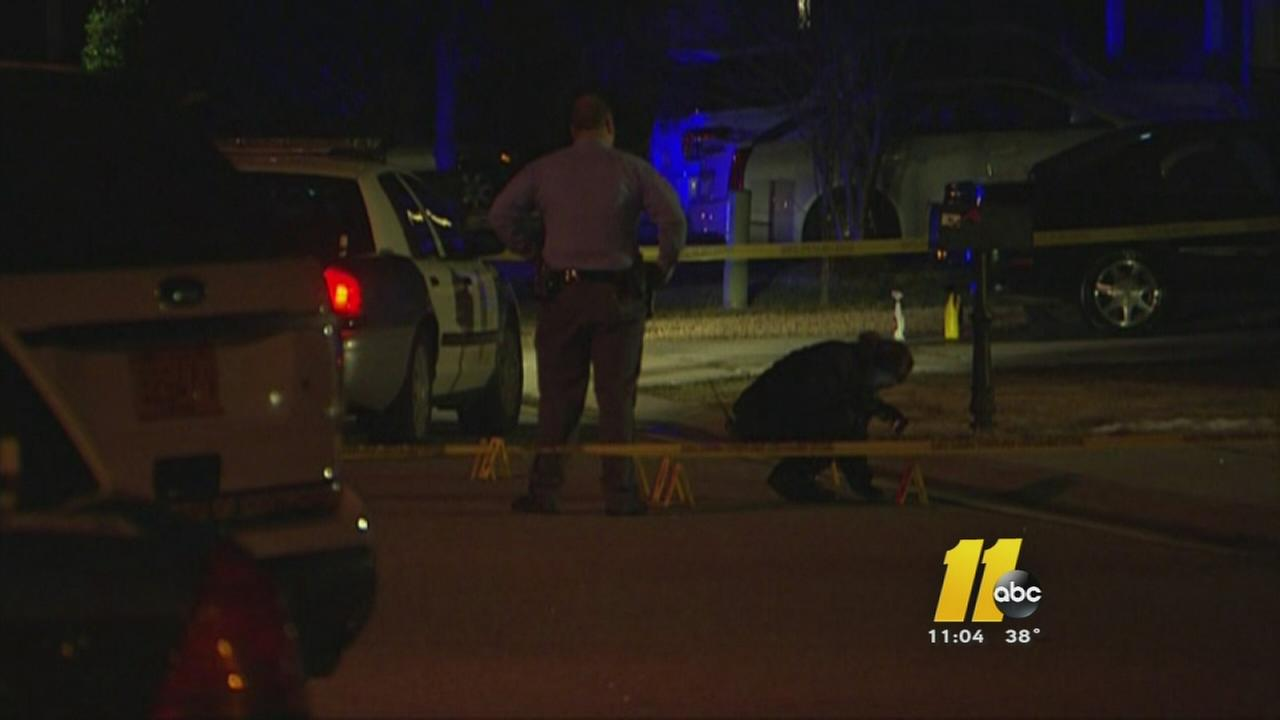 Police investigate gunfire in Raleigh neighborhood