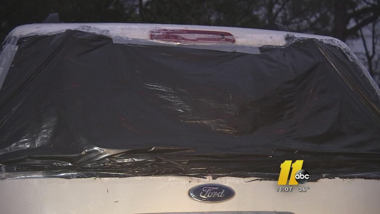 Police investigate rash of car vandalism in Fayetteville