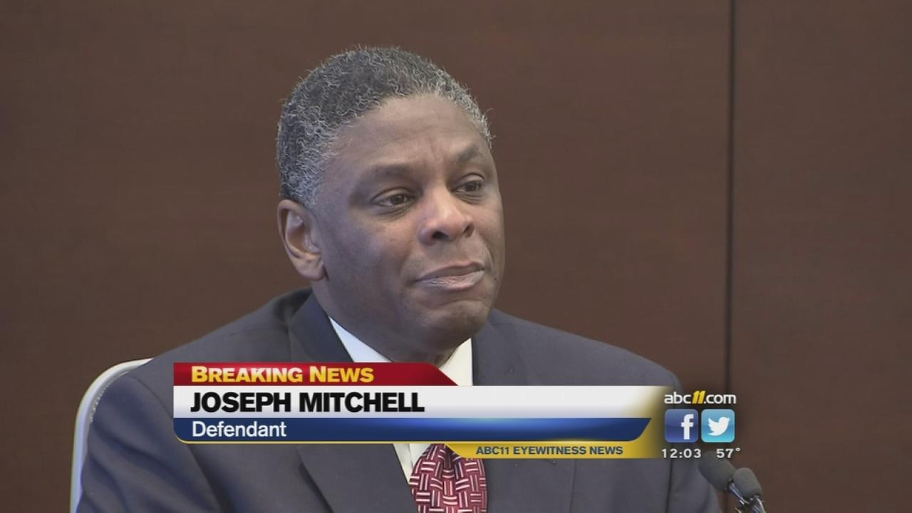 Joseph Mitchell claims he was sleepwalking when he killed his son