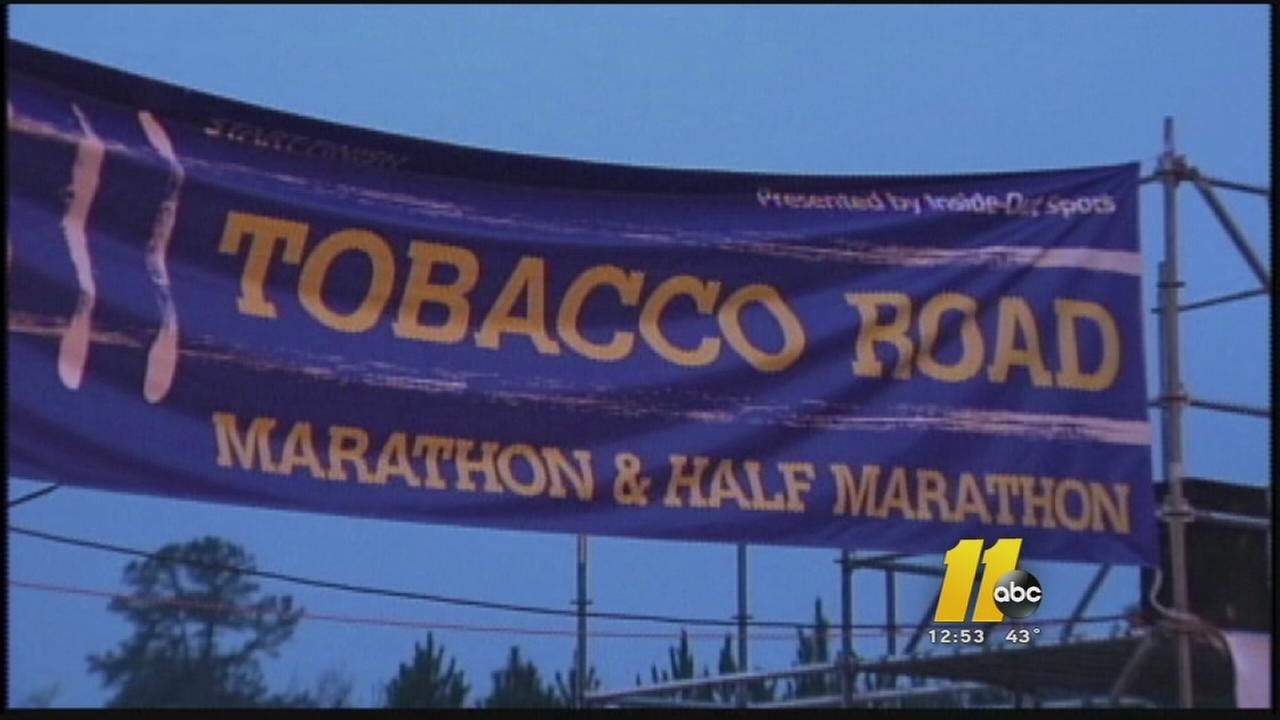 Allscripts Tobacco Road Marathon