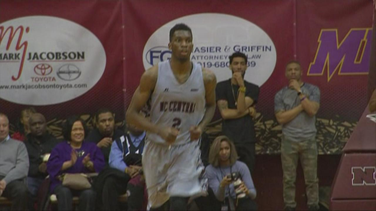 NC Central finishes 16-0 by beating NC A&T 69-58