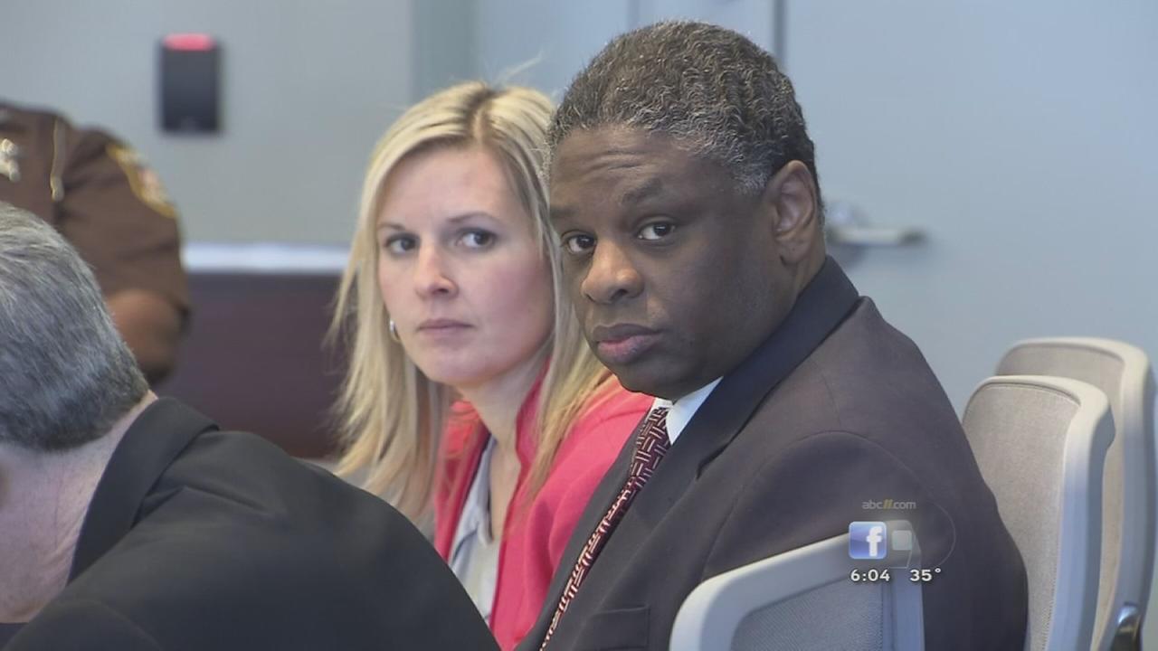 Joseph Mitchell trial