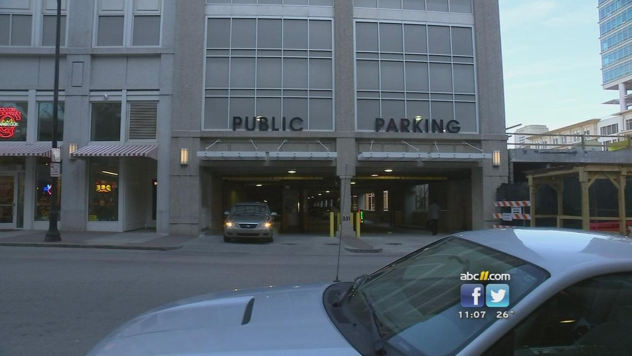 Drivers, businesses upset over changes to Raleigh parking garage