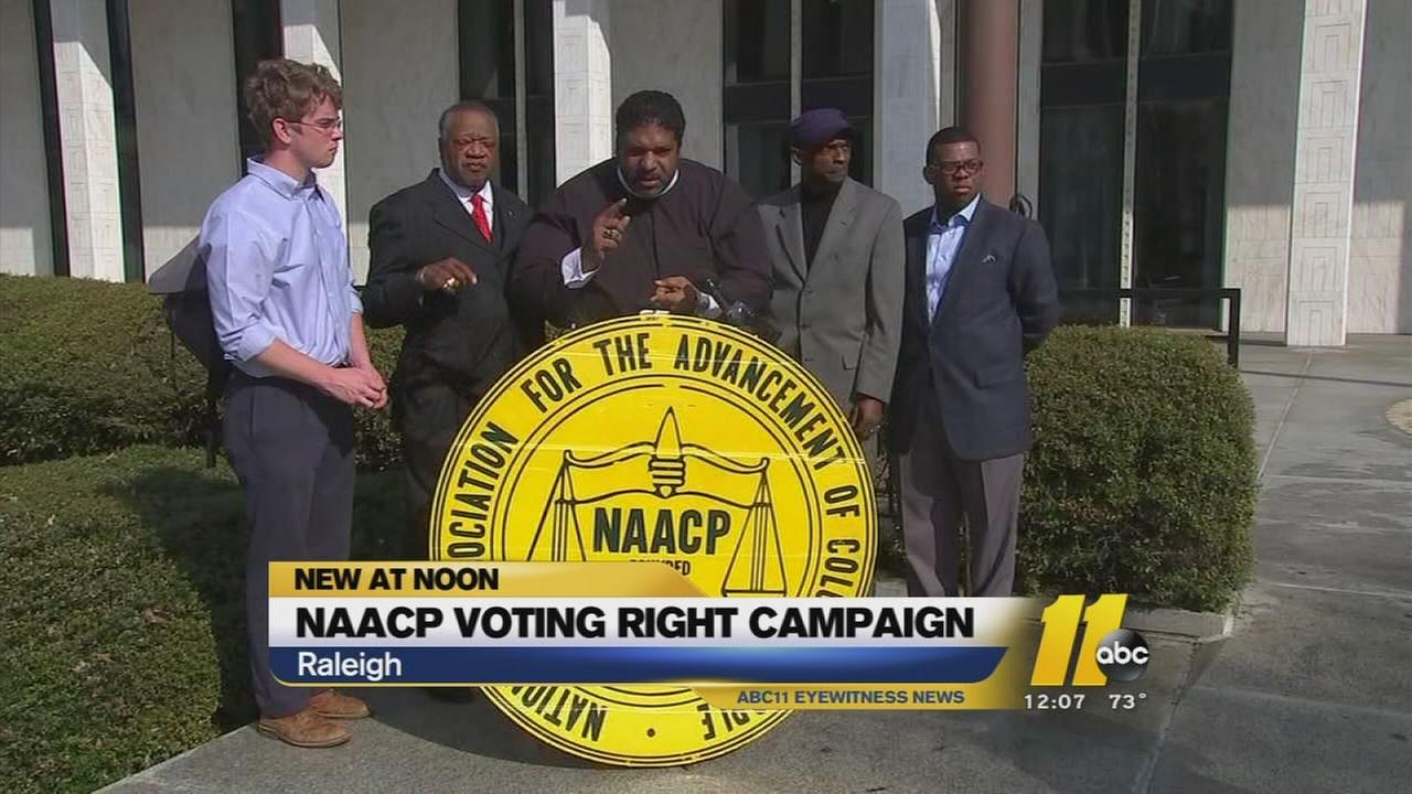 NAACP commits to more advocacy in North Carolina