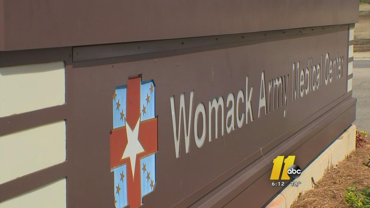 Womack Army Medical Center hiring 300