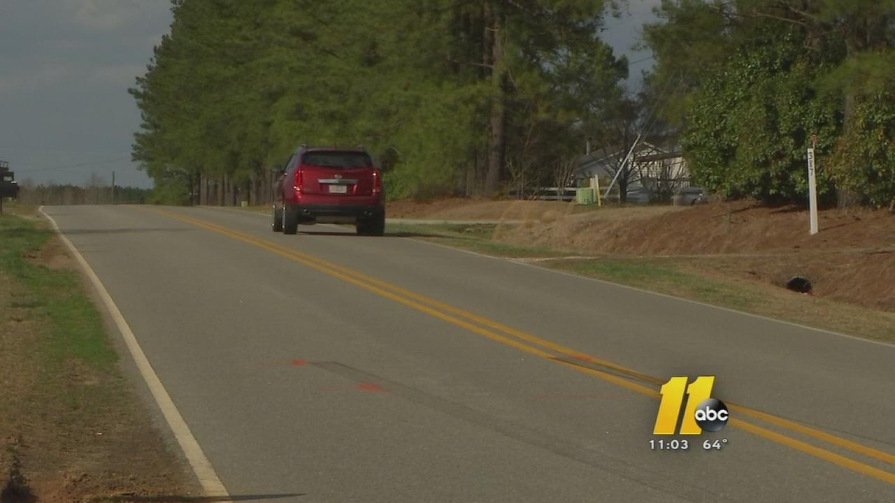 Mystery jogger hit by car south of Clayton