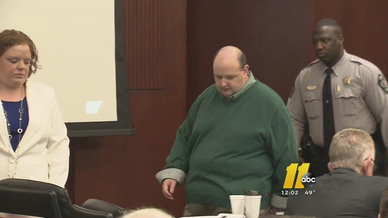 Defense: Broyhill did not plan to attack Hahns before stabbings