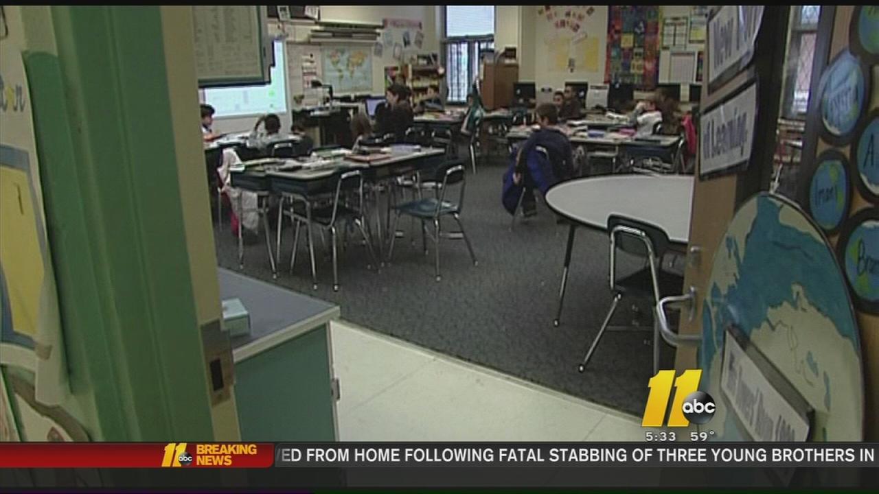 New report ranks N.C. teachers pay