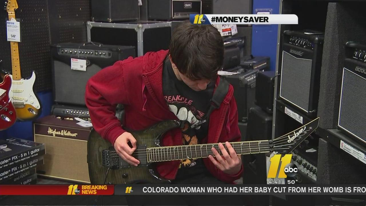 Guitar Center offers free lessons for beginners