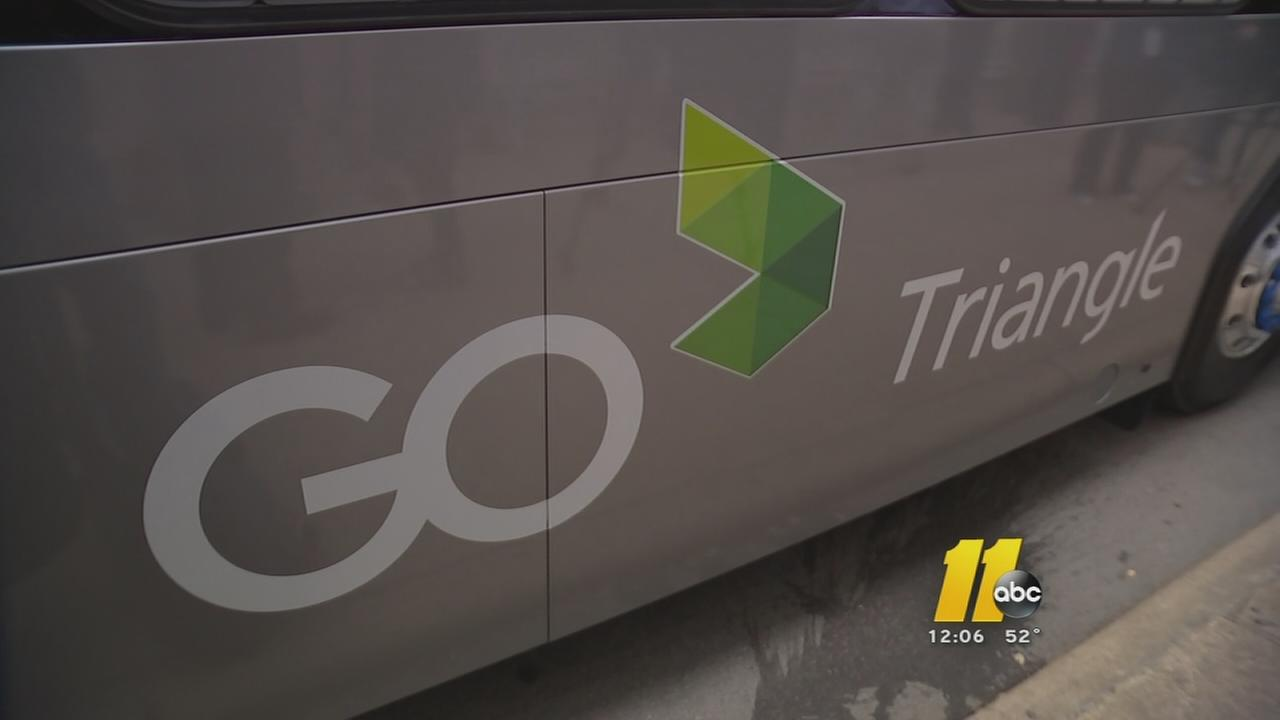Raleigh and Durham buses to be renamed.