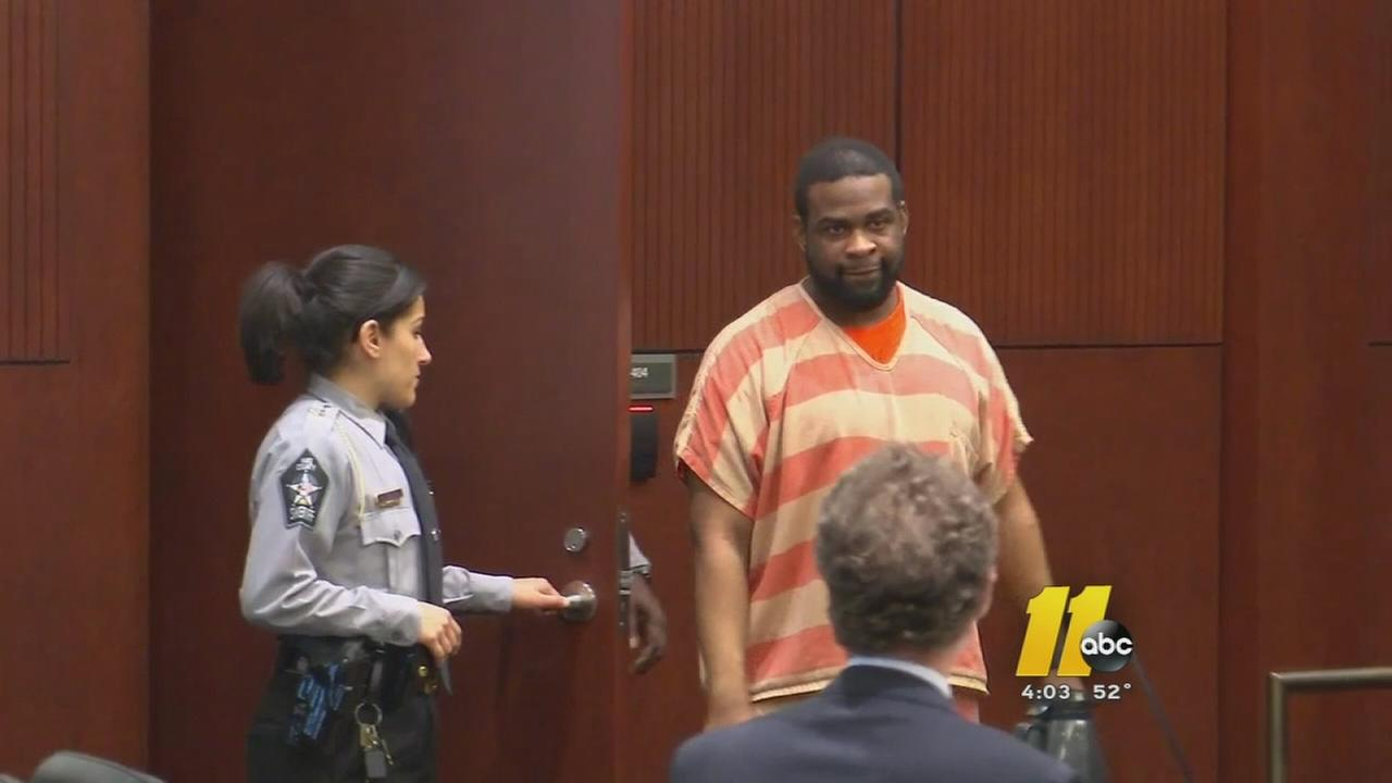 Father pleads guilty to second-degree murder in sons death -- Demetrius Morant