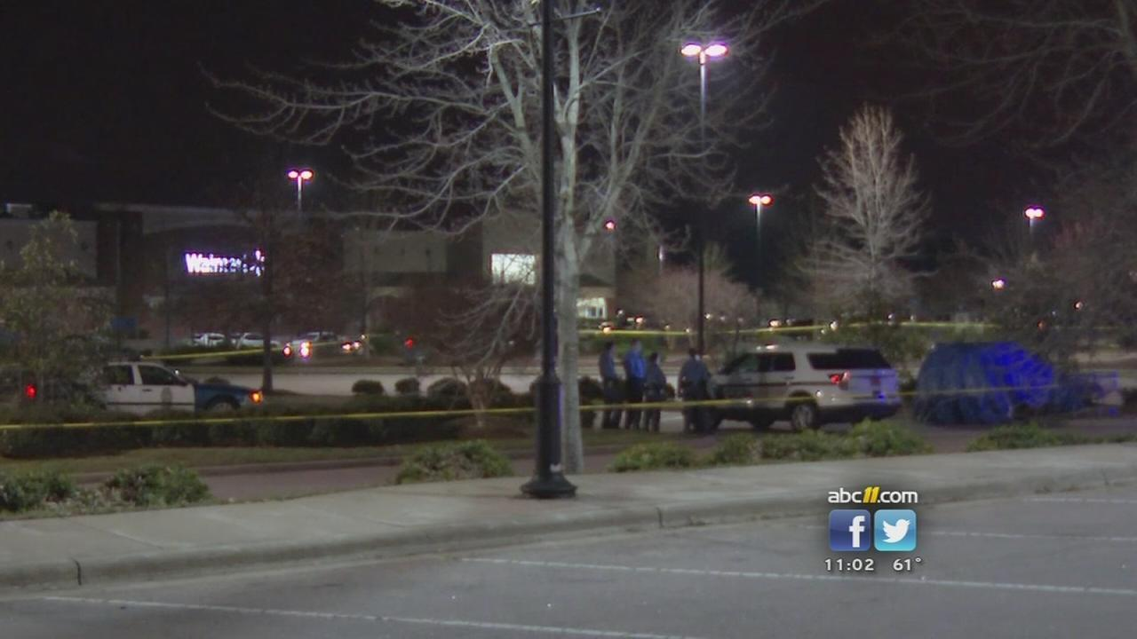 Body found inside car at Brier Creek Walmart