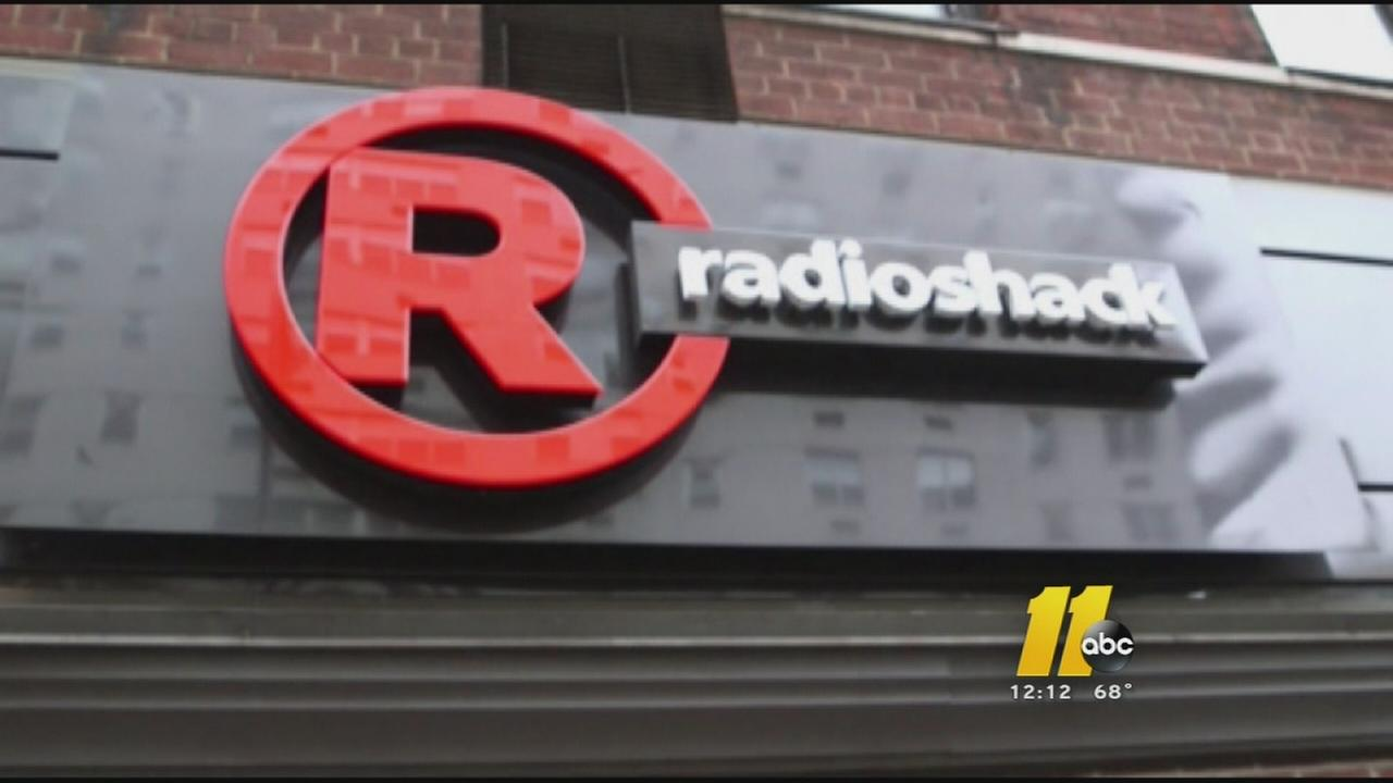 Radio Shack may sell your information