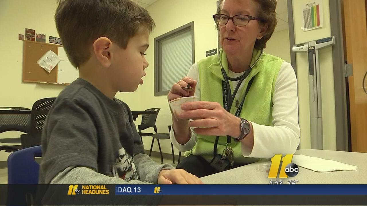 Peanut allergy study shows promising results