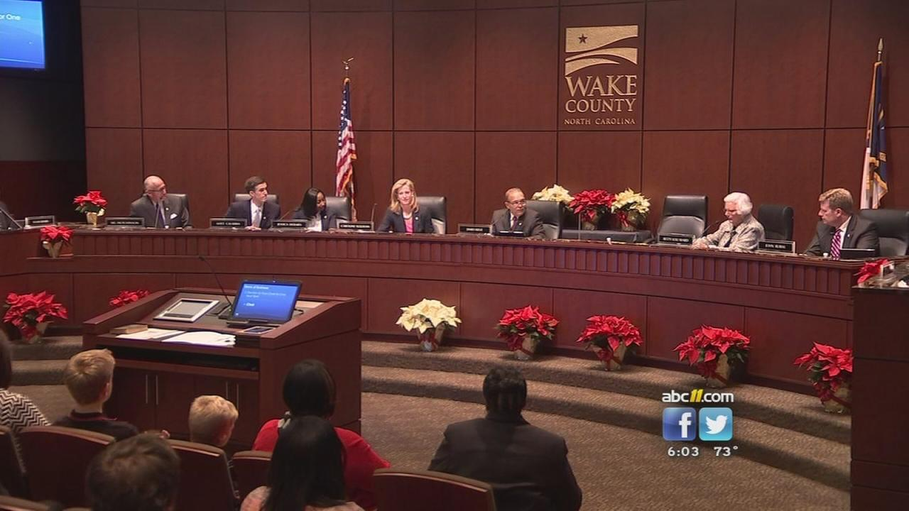 Changes proposed to Wake Commissioner elections
