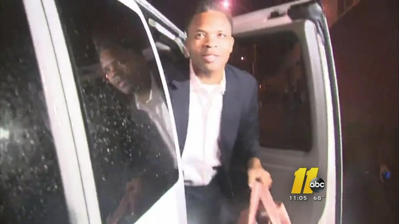 Jesse Jackson Jr. leaves federal prison, arrives at halfway house
