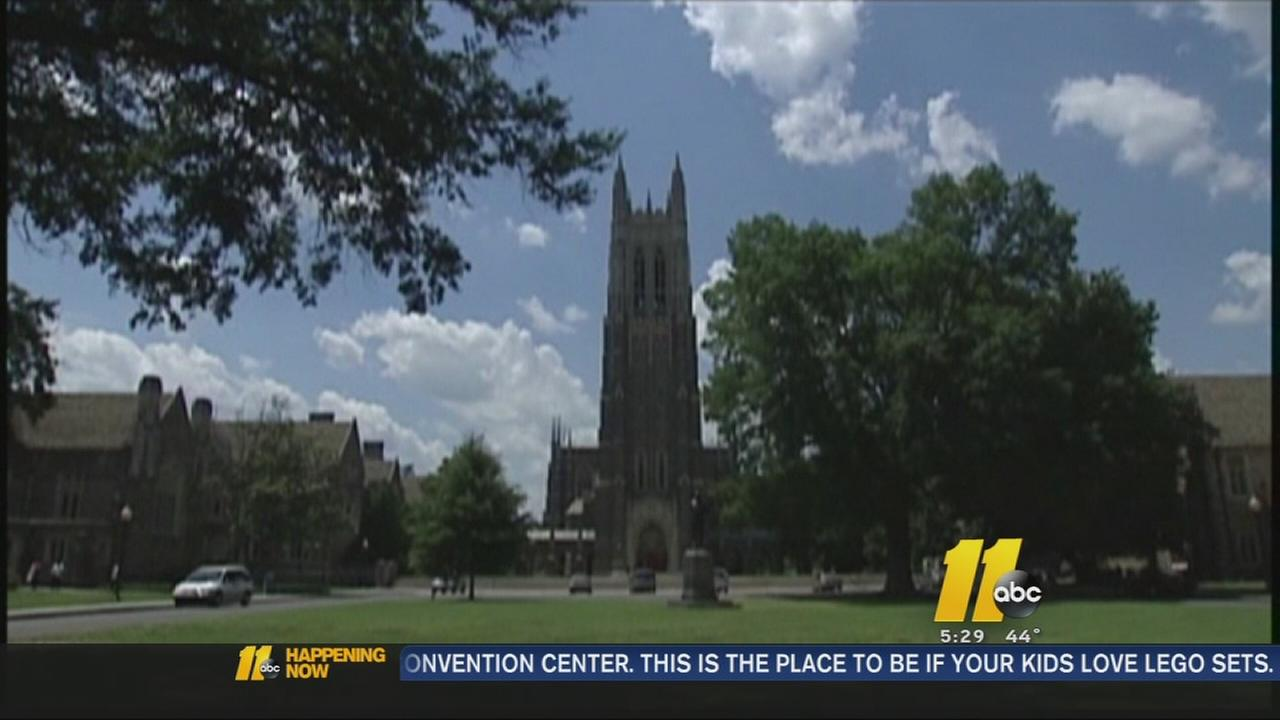 Alleged racist comments under investigation at Duke University
