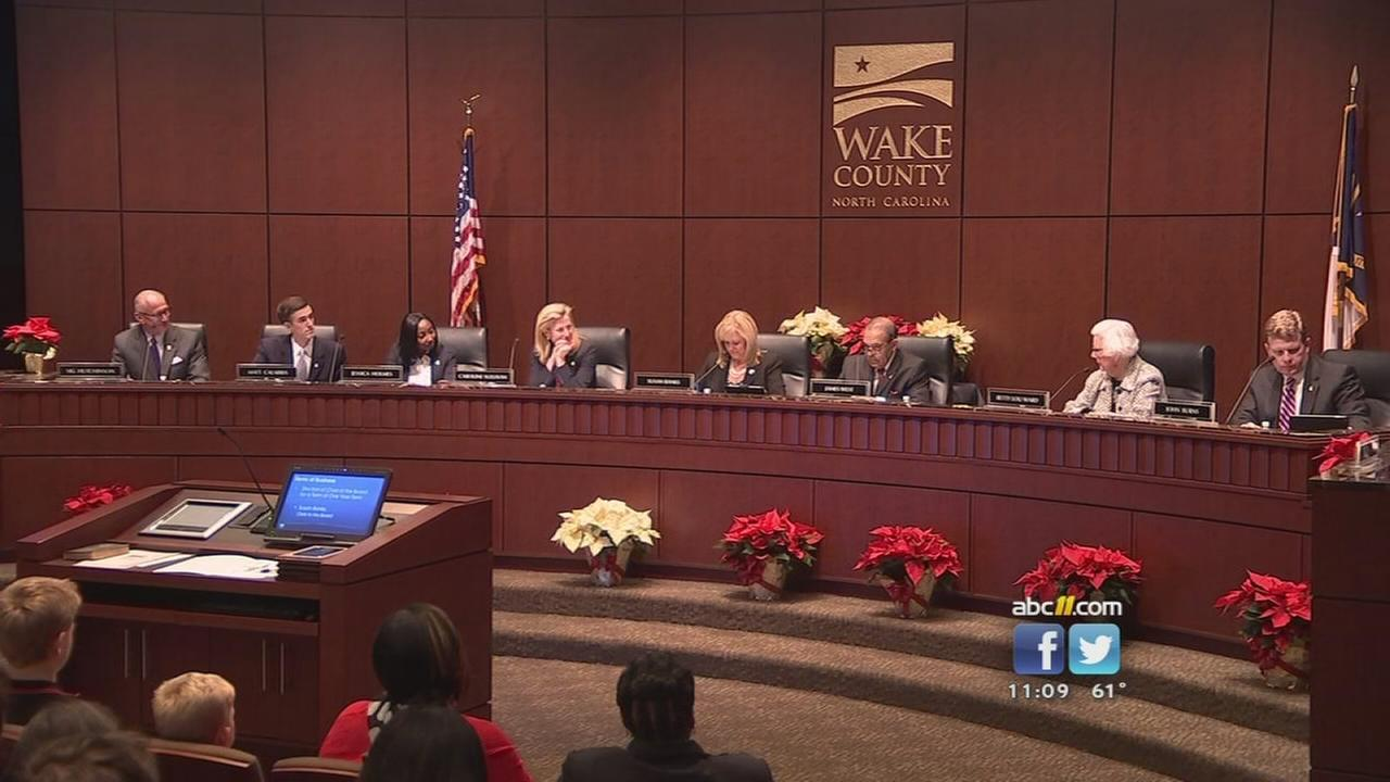 Wake County Commissioners