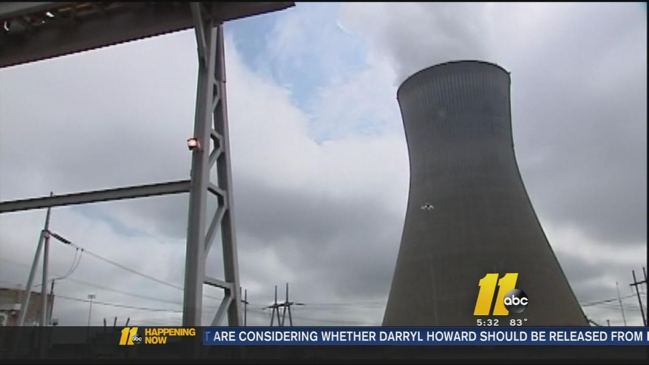 I-Team investigates Shearon Harris power plant