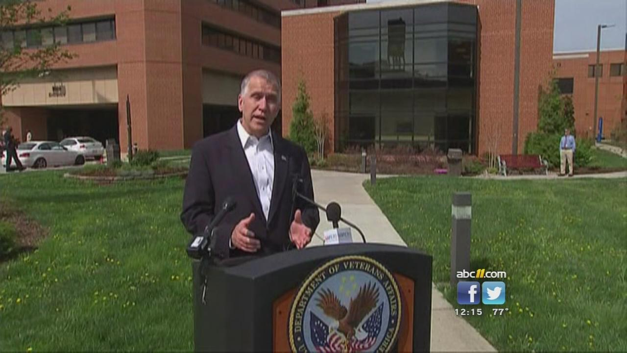 Tillis wants VA changes
