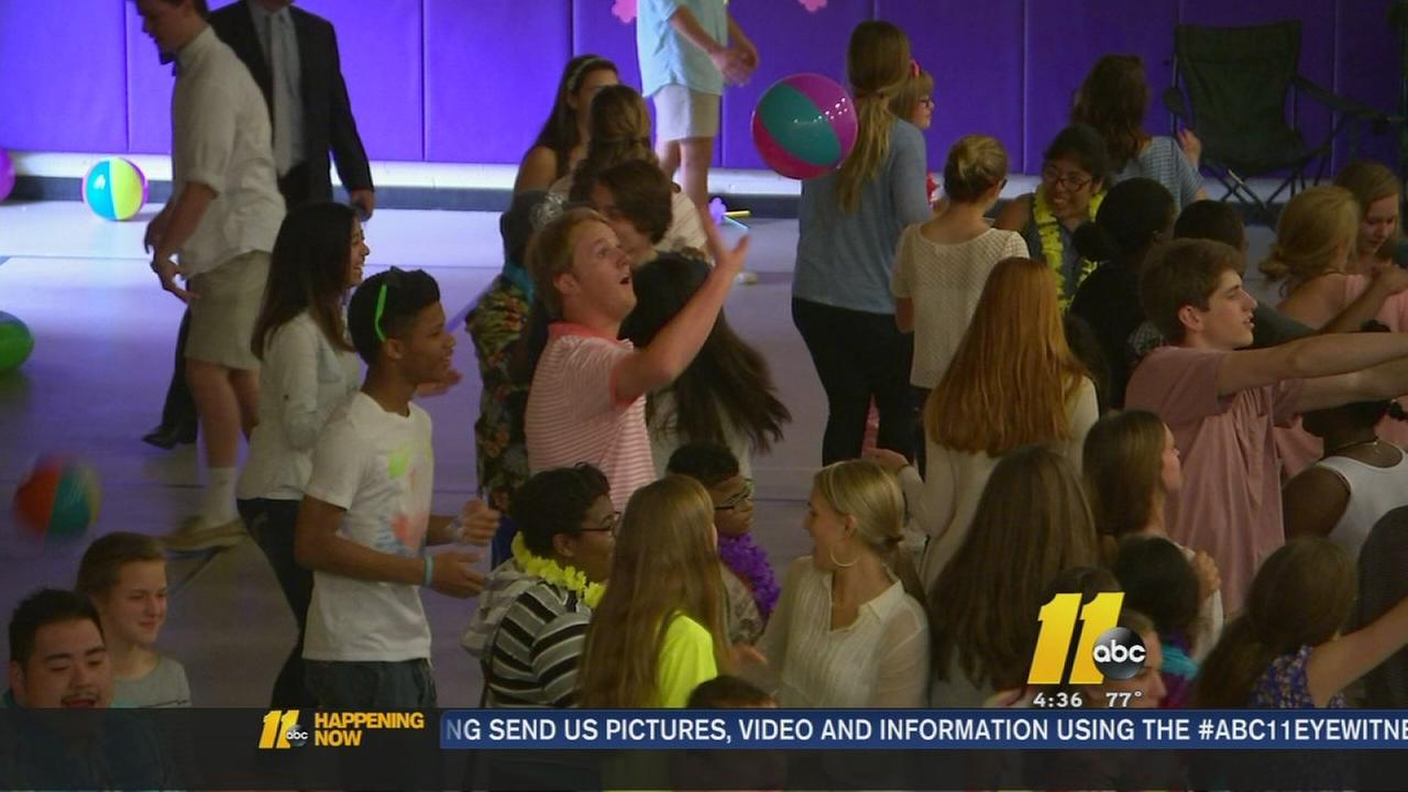Local high school hosts special needs prom