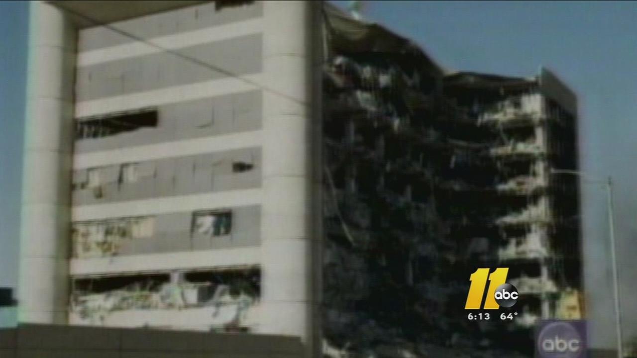 Oklahoma City bombing anniversary