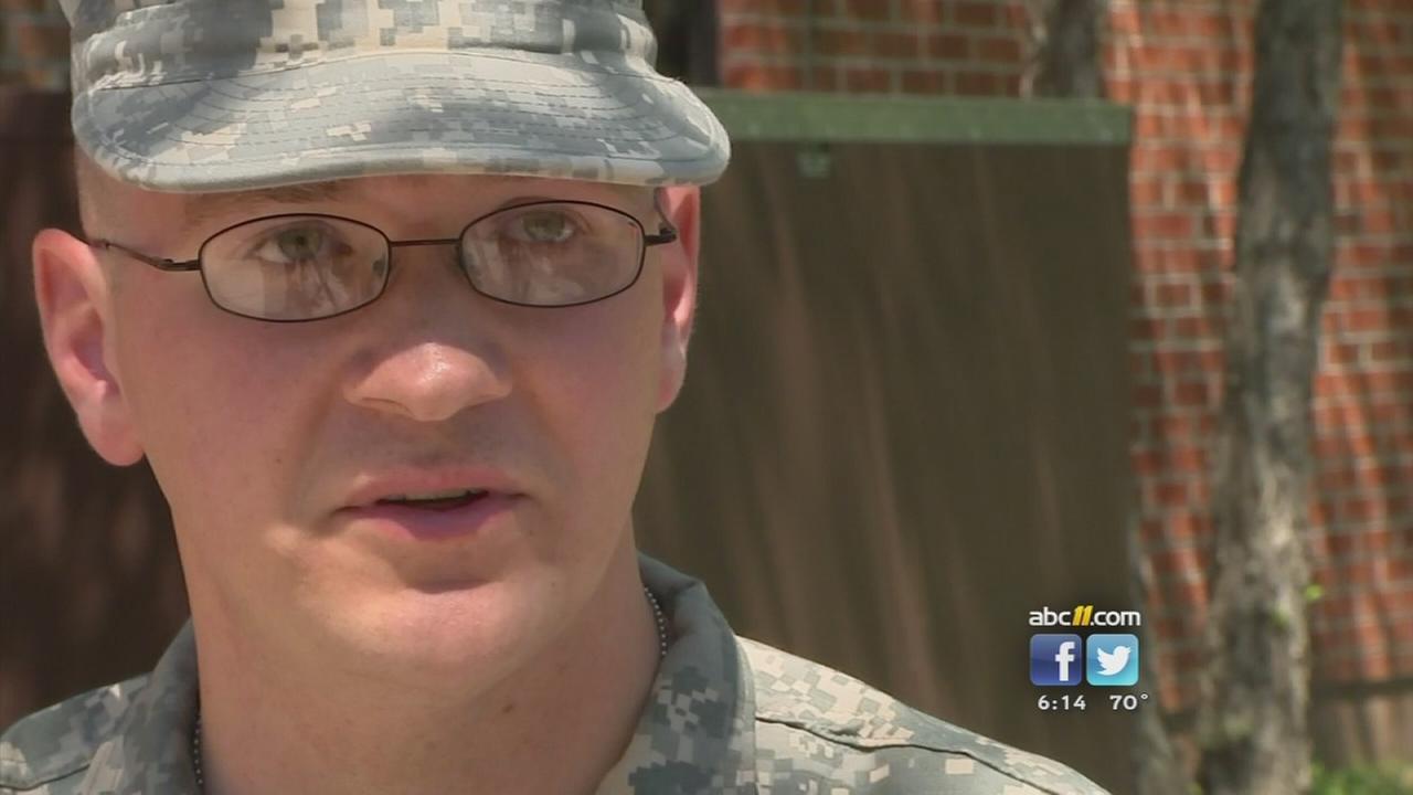 Fort Hood survior story