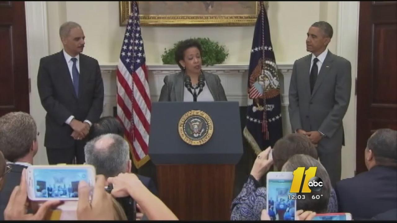 Attorney General nominee Loretta Lynch headed for confirmation vote