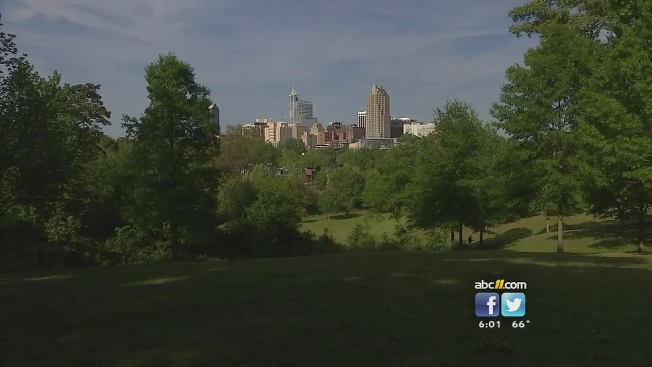 Raleigh City Council signs off on Dorothea Dix deal