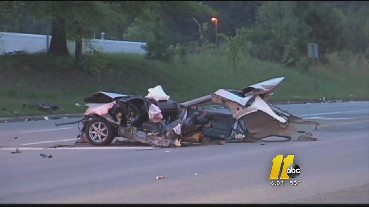 Deadly crash in Durham